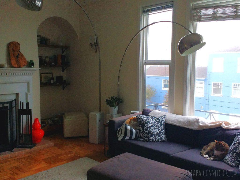 Airbnb en San Francisco (y sus gatitos)