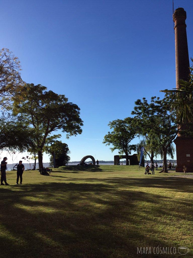 Colonia. Centro Cultural bastión del carmen, fin de semana en Uruguay