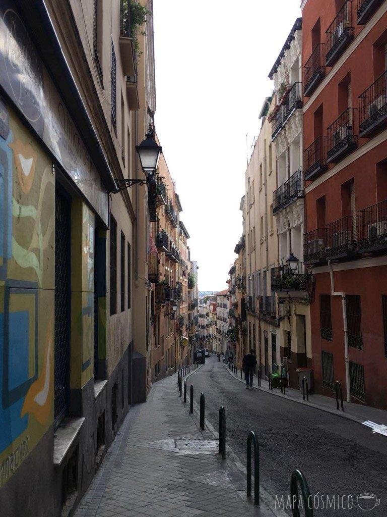 Lavapies, barrio cultural Madrid