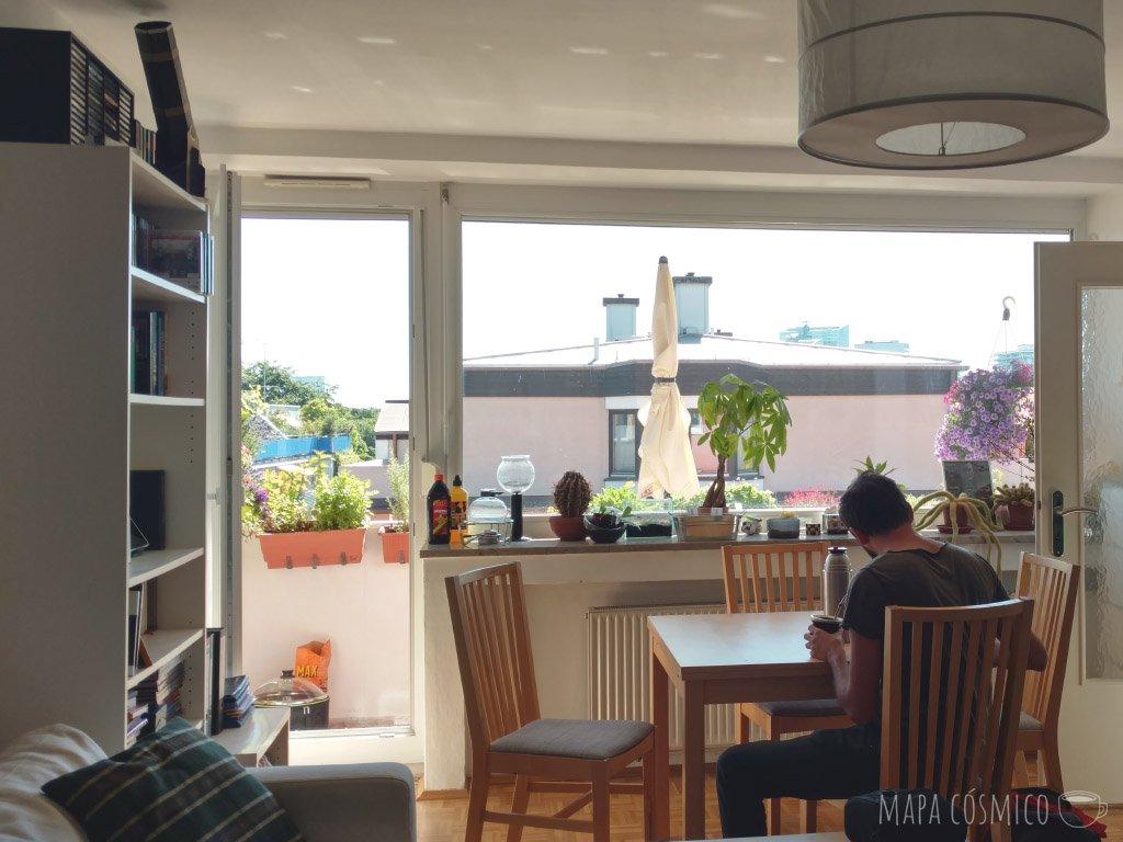 Couchsurfing: hospedaje barato en Europa