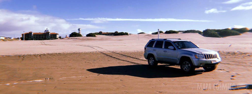 Las playas de Necochea, provincia de Buenos Aires