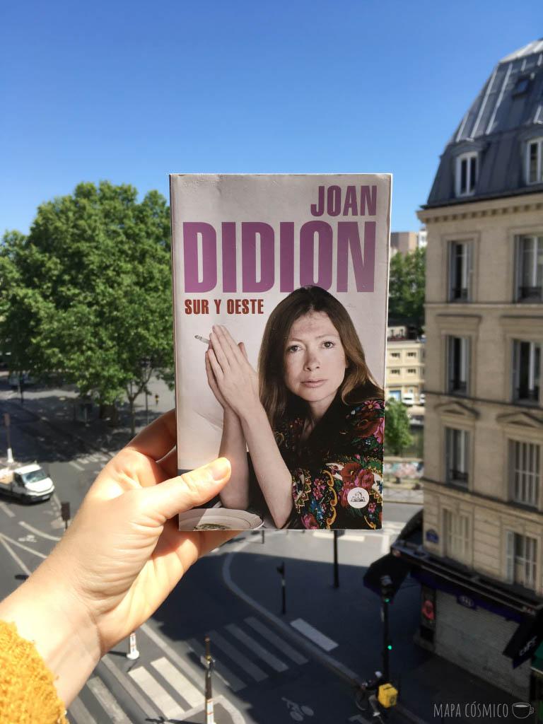 Libro Joan Didion: Sur y oeste. Desde la ventana de casa en París