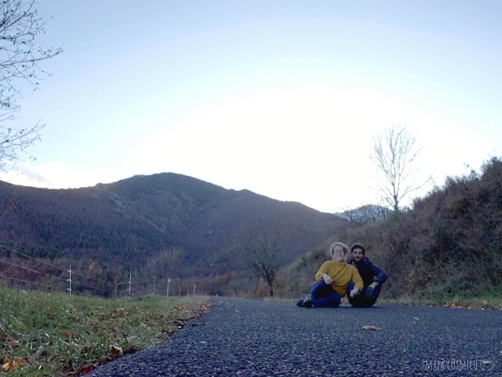 Voluntariado en pareja en los pirineos